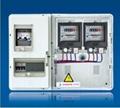 德利透明PC電表箱 1