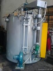 真空脈衝氮化爐