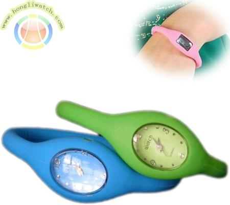 Silicone anion watch 1