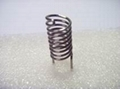 Tungsten heater element.
