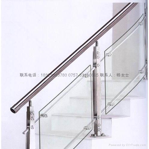 佛山不鏽鋼樓梯扶手 1
