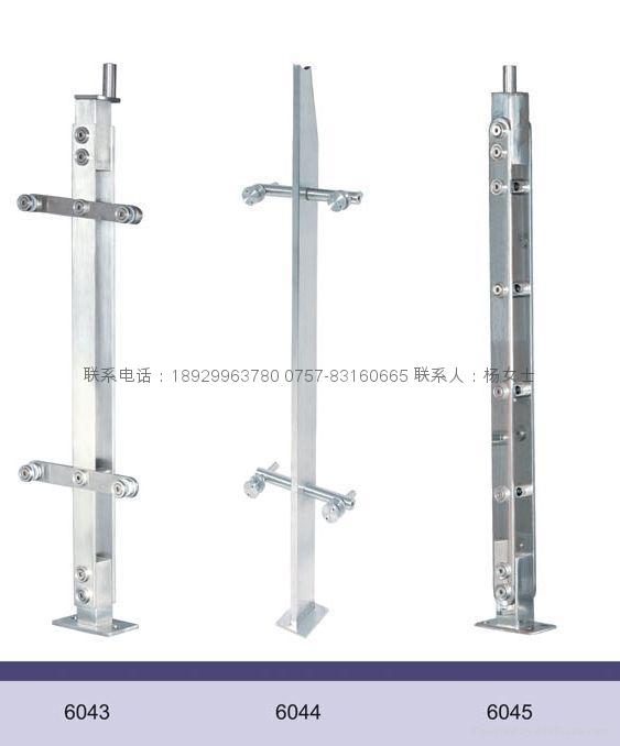 佛山不鏽鋼欄杆扶手 3