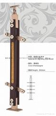 304 不鏽鋼樓梯立柱