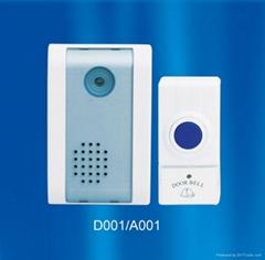 water-proof wireless doobell003