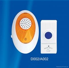 water-proof wireless doobell002