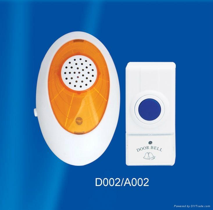 water-proof wireless doobell002 3