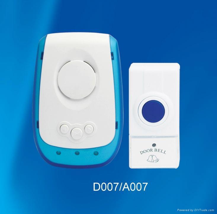 water-proof wireless doobell007 2