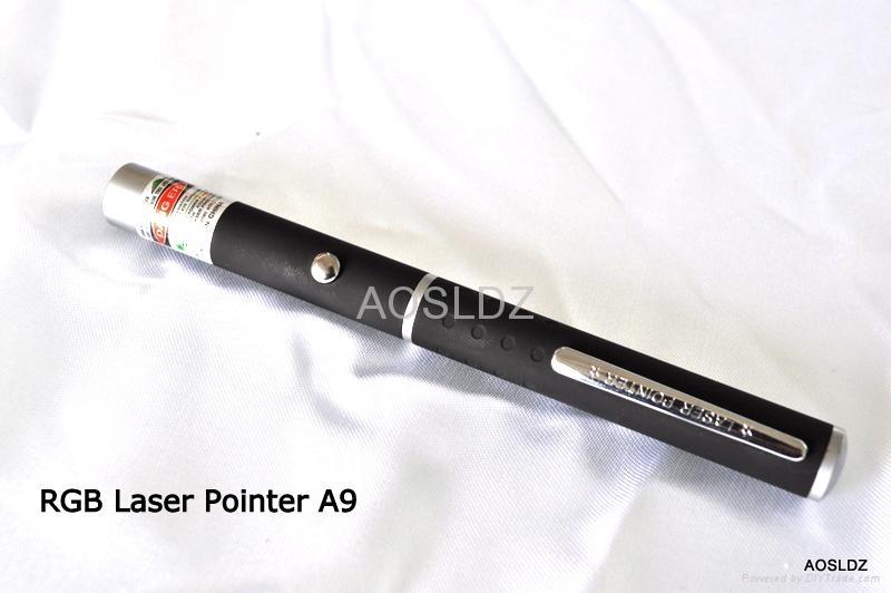 RGB High Power Laser Pointer 5