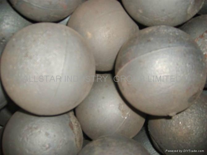 Grinding  Ball (Forged Steel) 1