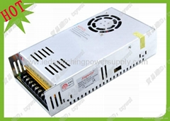 Low carbon RGB led strips light switching power supply 12V30A360W