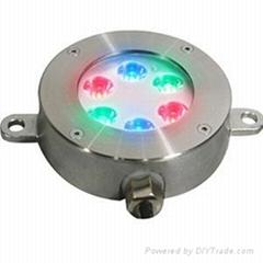 LED underwater light(6x1W)