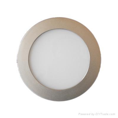LED recessed panel light 1