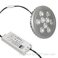AR111 LED lamp 1