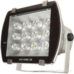36W LED Flood light 1