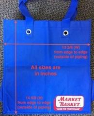 Market Basket Non Woven Bag