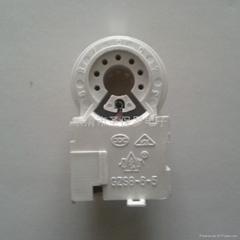 显像管管座GZS 8-6-5