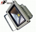 outdoor led floodlight with UL driver