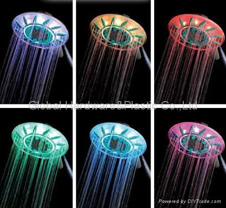 Multi Function LED Hand Shower 1