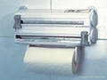 Household plastic wrap cutter 1