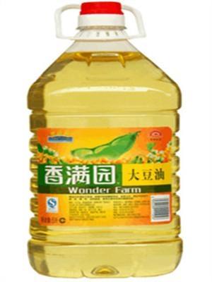 香满园一级大豆油 1