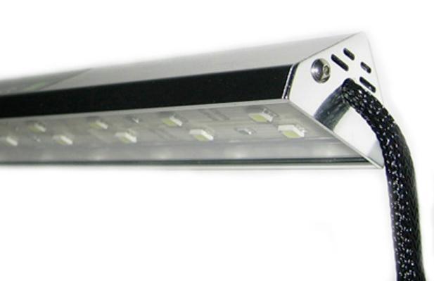 led display case lighting mxii v 61 warm white vcmv61 ww led mate china trading company. Black Bedroom Furniture Sets. Home Design Ideas