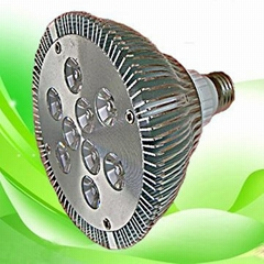 PAR38 LED LAMPS WITH 9*2W HIGH POWER DIODE