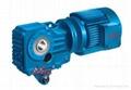 TXL Modularized Combined Gear reducer,geared motor