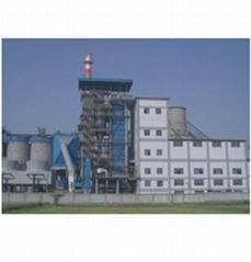 60TPH 3.82MPa CFBC Boiler