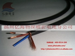 傳感器螺旋電纜