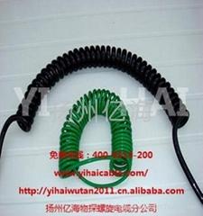 供應鋼絲彈簧電纜