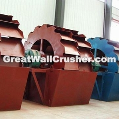 XSD 3620 Sand Washing Machine - Great Wall