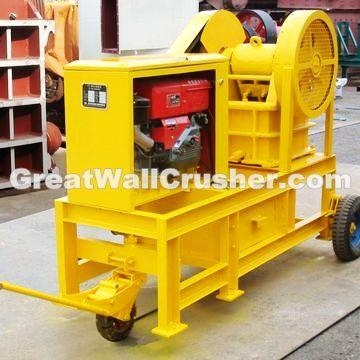 Diesel Engine Crusher -GreatWall