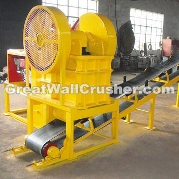 Diesel Engine Crusher -GreatWall 2