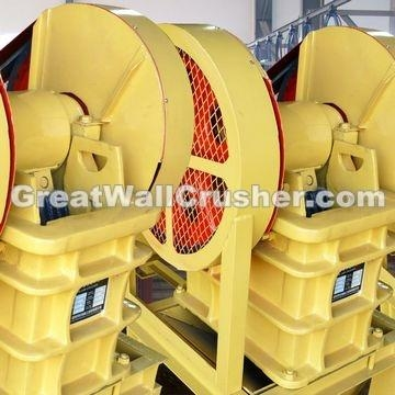 Diesel Engine Crusher -GreatWall 5
