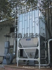 木工中央除塵系統
