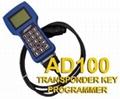 AD100 key programmer, auto key scanner,