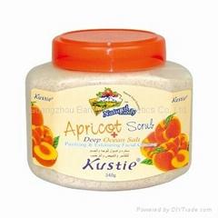 Apricot Scrub Skin Cleaner/OEM/ODM