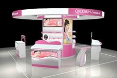 化妝品展櫃
