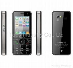 New P868 TV Bluetooth Cheap Mobile Phone