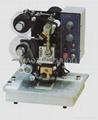 hot stamping coding machine(date