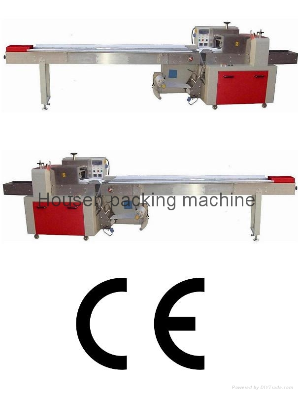 Tissue   packing machine  1