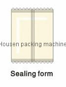 Napkin  packing machine  2