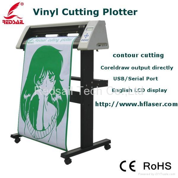 Vinyl Large Format Plotter - RS1600/2000 - REDSAIL (China