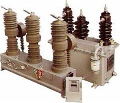 ZW32P-12预付费高压真空断路器