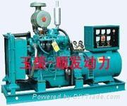 190KW玉柴柴油发电机组