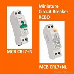 Miniature Circuit Breaker MCB RCBO
