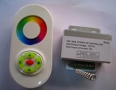 sensitive push button wireless RGB controller