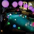 LED Pending ball