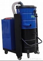 強吸力型快速倒塵的工業吸塵器kv2260