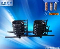 水冷櫃機專用套管換熱器